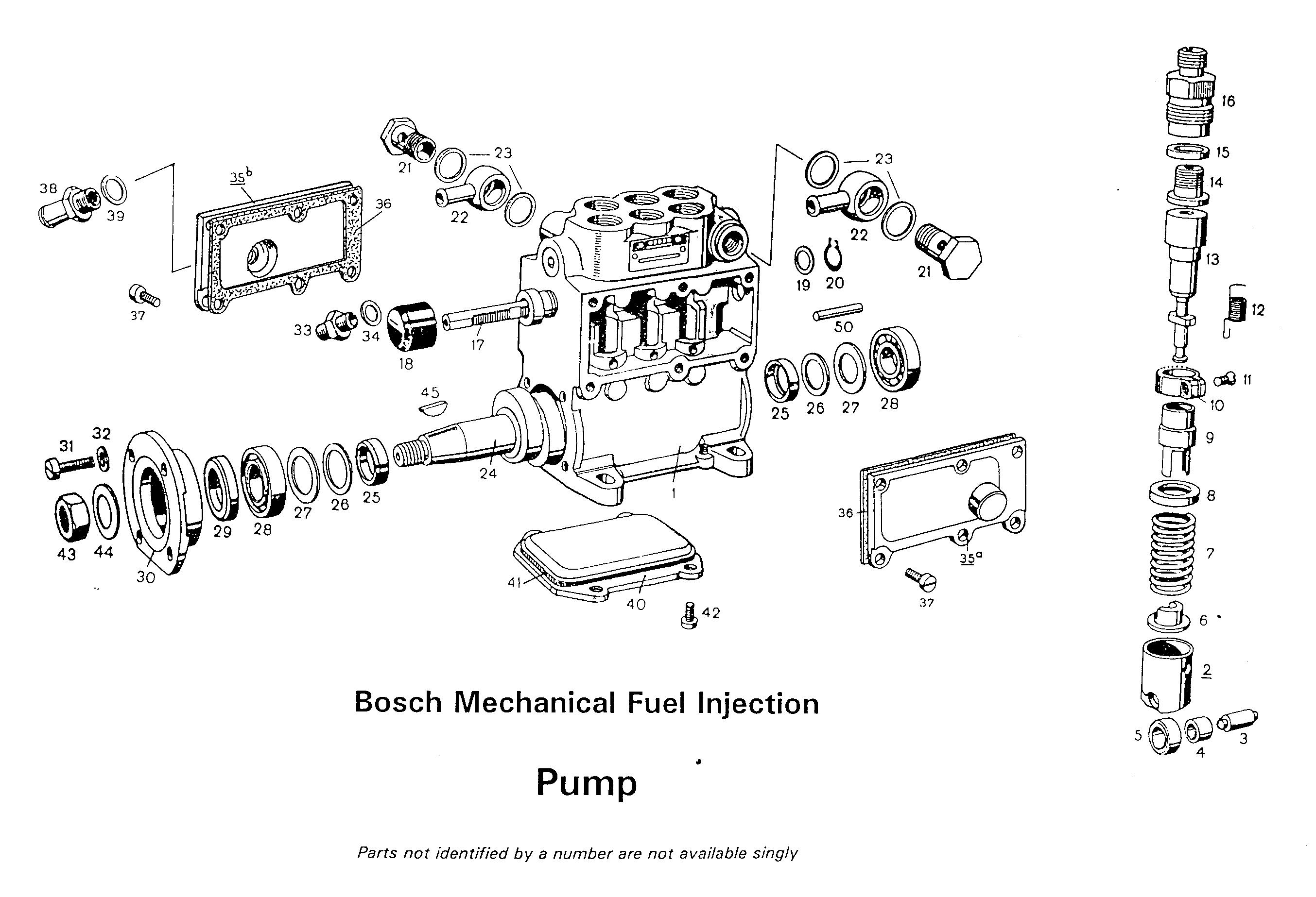 Pump Zexel Injection Pump